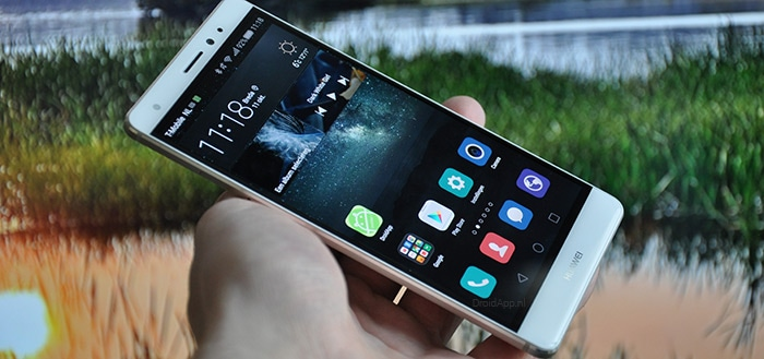 Huawei Mate S: Android 6.0 Marshmallow wordt uitgerold