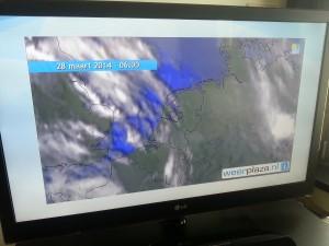 weerplaza tv chromecast