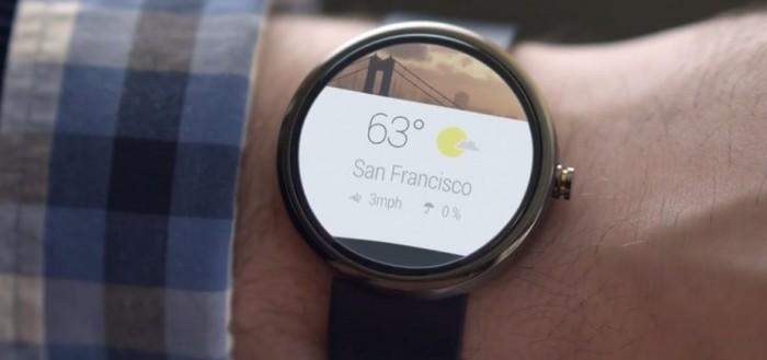 'Google Wear krijgt alle aandacht tijdens Google I/O'