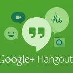 Update voor Google Hangouts verschenen voor Android