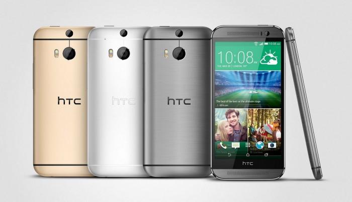 HTC One M8 vertraagd: zilveren HTC One M8 pas volgende week leverbaar [Update]