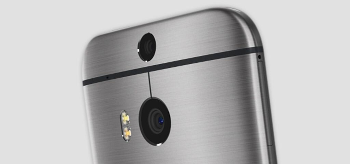 'HTC One M8 krijgt vanaf morgen Android 5.0.1 Lollipop'