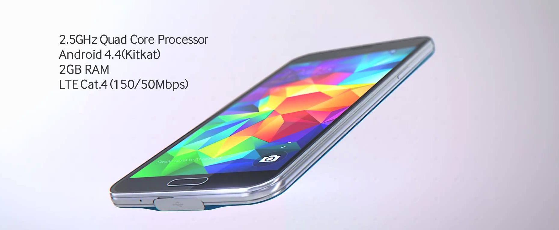 Samsung plaatst eerste reclame online voor Samsung Galaxy S5