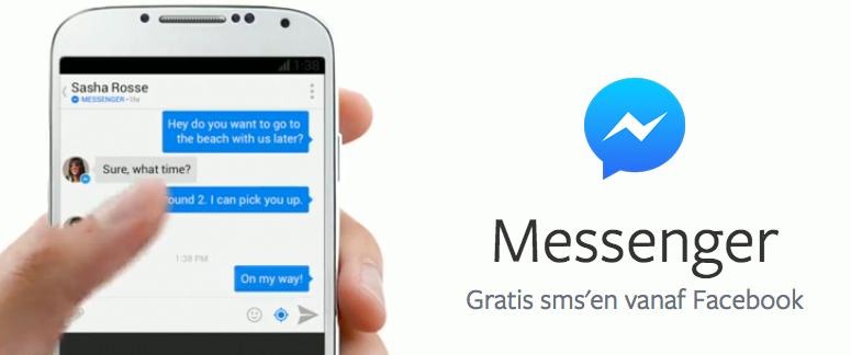 Facebook Messenger start met beta-programma
