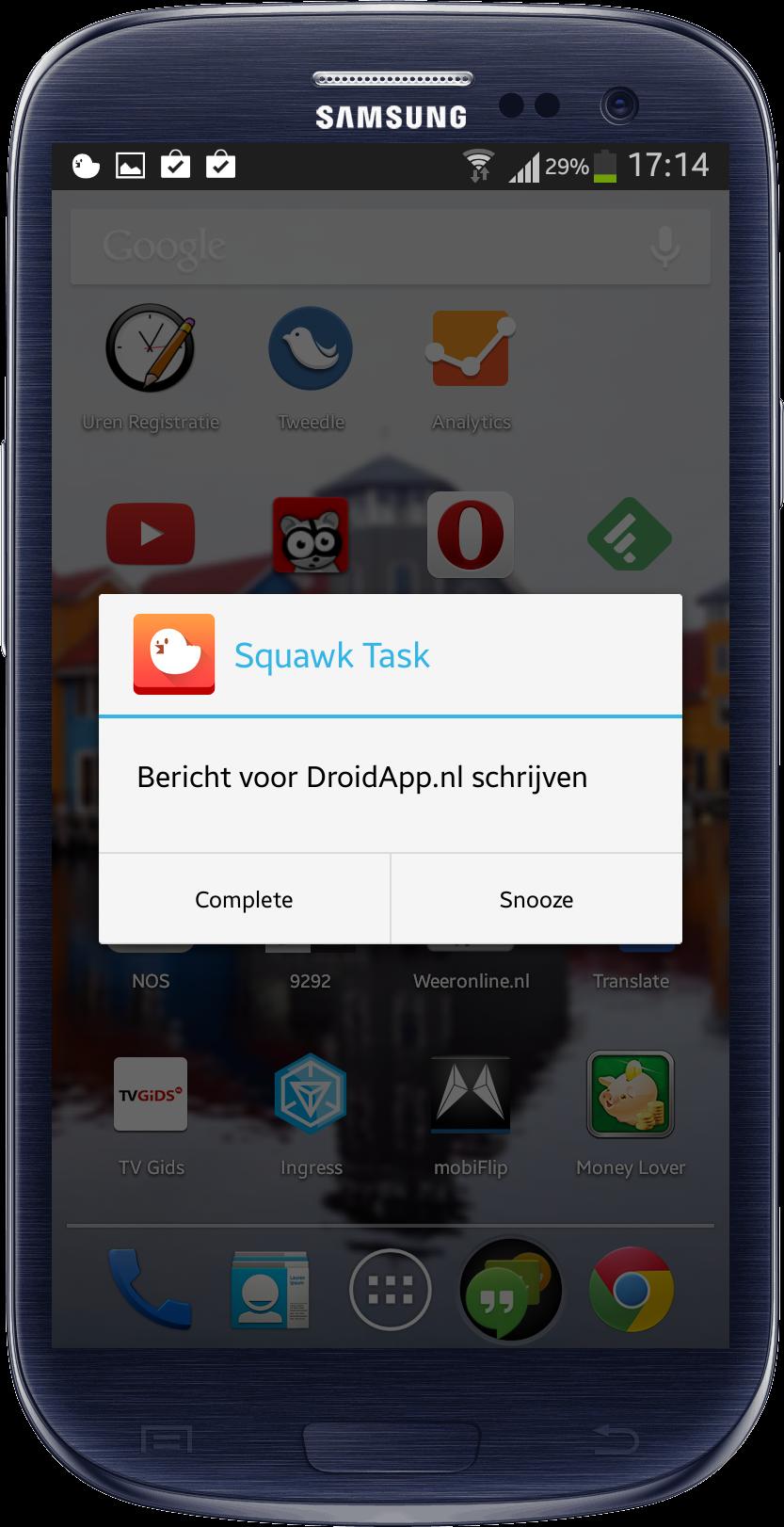 Squawk 2