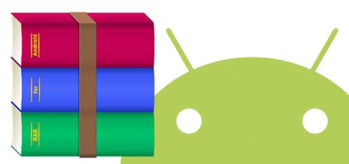WinRAR brengt RAR-applicatie voor Android uit