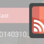 AllCast voor Chromecast update brengt ondertiteling en Dropbox-streaming