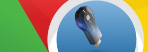google chromecast header