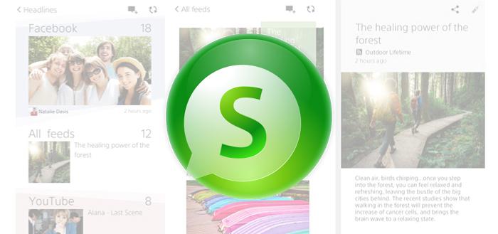 Socialife: Sony zet eigen social media-applicatie in Play Store