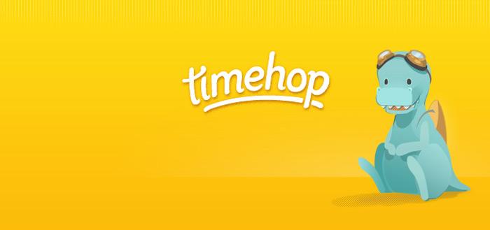 Timehop uitgebracht voor Android