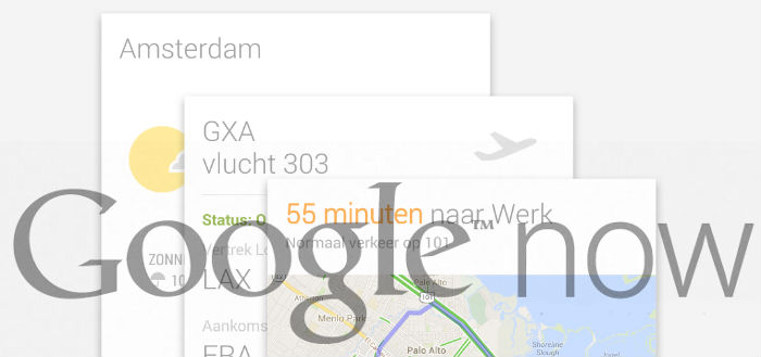 Google Now in Material Design (+ APK)