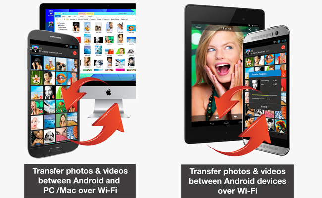 Photosync android