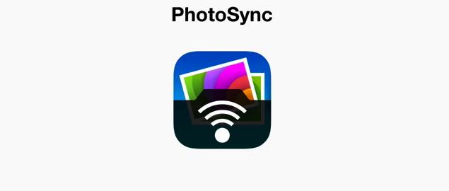 PhotoSync uitgebracht voor Android