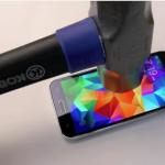 5 tests laten robuustheid Samsung Galaxy S5 zien