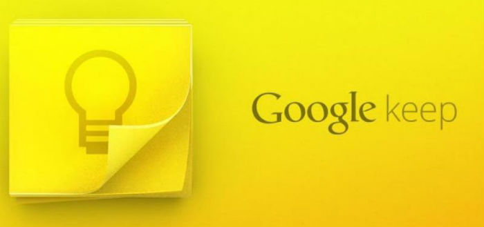 Google Keep herkent tekst in afbeeldingen na update