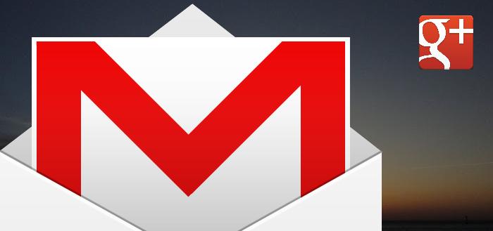 Snel Google+-foto's toevoegen aan Gmail