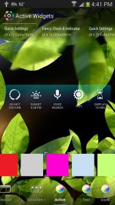 HD Widgets 4