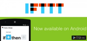 ifttt header android