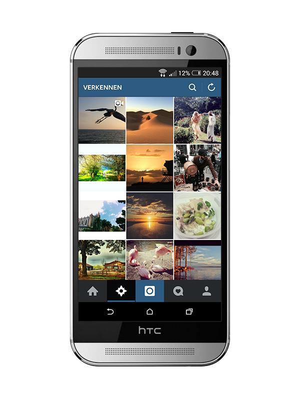 instagram explore verkennen
