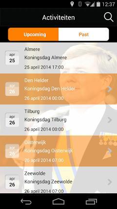 koningsdag 2014