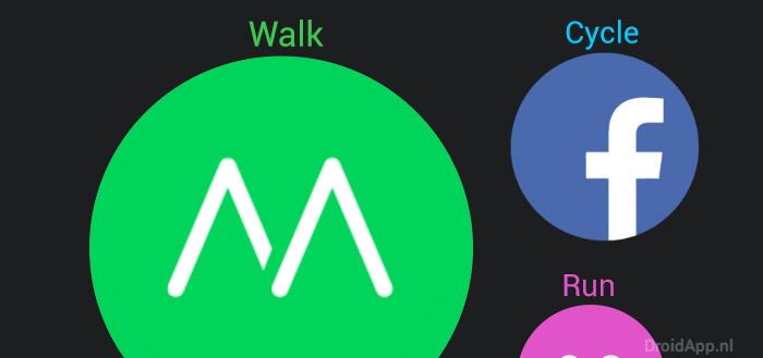 Bewegings-app Moves overgenomen door Facebook