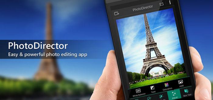 Cyberlink komt met fotobewerker PhotoDirector voor Android