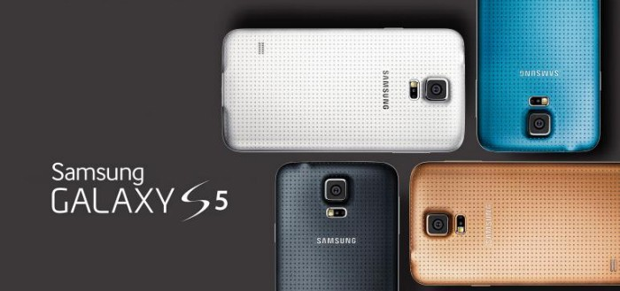 Software-update Samsung Galaxy S5 uitgebracht in Nederland