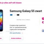 T-Mobile Zwart