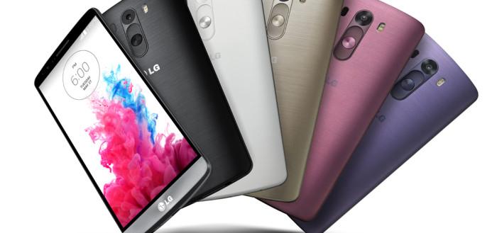 LG G3 toetsenbord te downloaden voor andere Android-toestellen