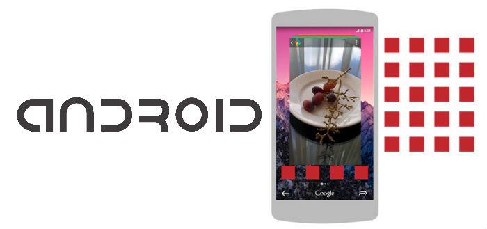 Screenshots laten radicale verandering zien in Android-interface