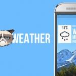 Grumpy Weather Widget: het weer in duidelijke taal