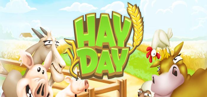 Hay Day: Ontwerp je eigen boerderij