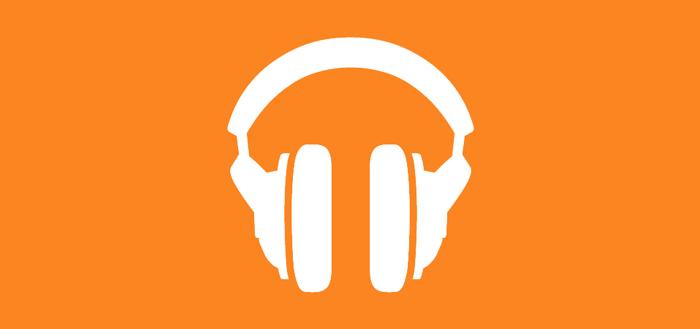 Update Google Play Music met diverse vernieuwingen