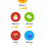Duolingo Android conversatiemodus