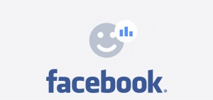 Facebook header status