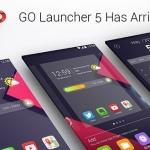 GO Launcher 5 gelanceerd in Play Store: Prime-versie tijdelijk gratis