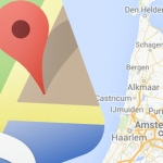 Google Maps bestaat 10 jaar (infographic)