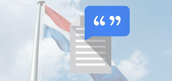 Nederlandse taal toegevoegd in Google Tekst-naar-Spraak (TTS)