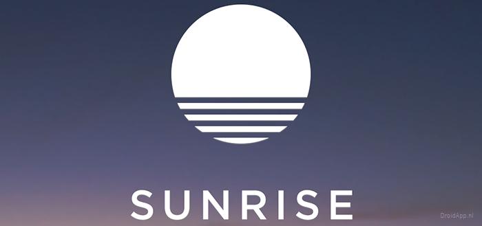 Sunrise Meet: kalender-app introduceert tof agenda-toetsenbord