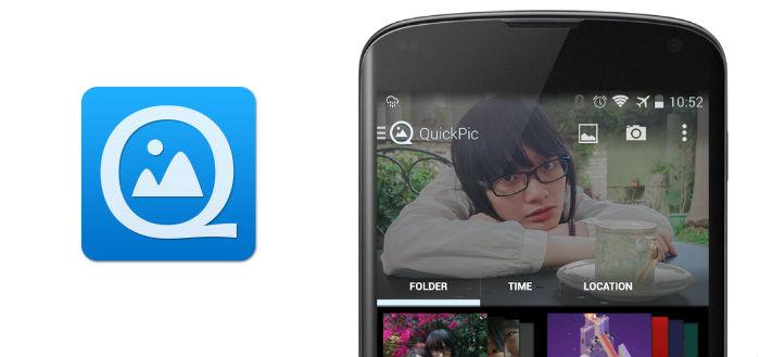 QuickPic krijgt compleet nieuwe vormgeving