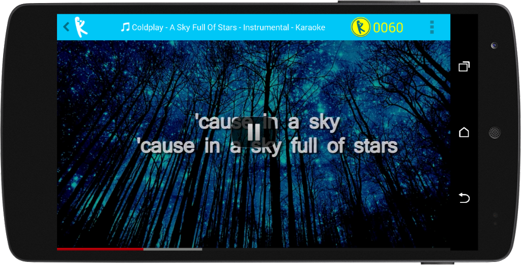 Yokee Karaoke Android