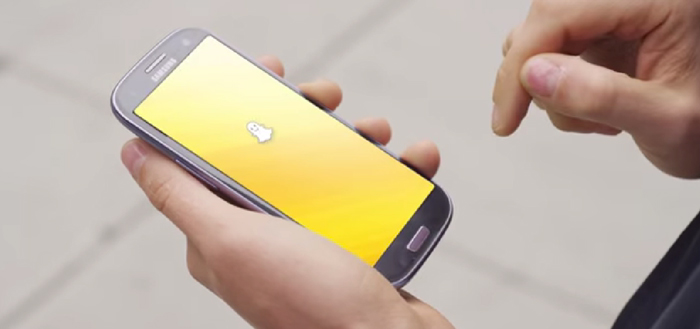 Snapchat krijgt slow-motion en doorspoelen in Android-app