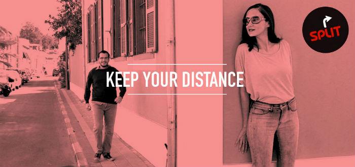 Split: app om je 'vrienden' te ontwijken