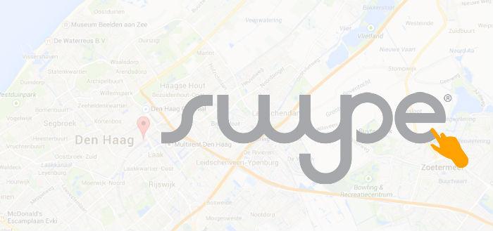 Swype vraagt duizenden keren per dag locatie op van gebruikers