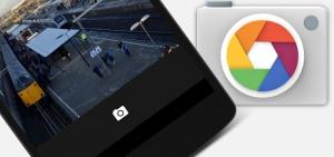google camera header