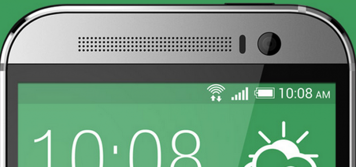 Firmware-update uitgerold voor HTC One M8