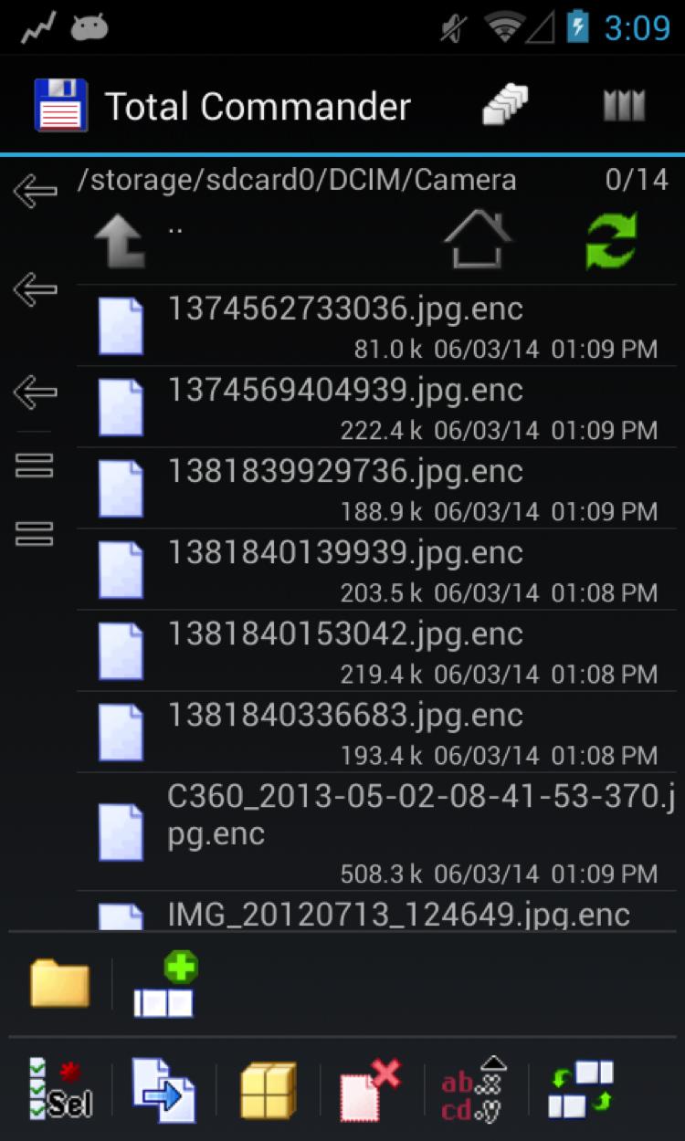 Simplocker Android virus