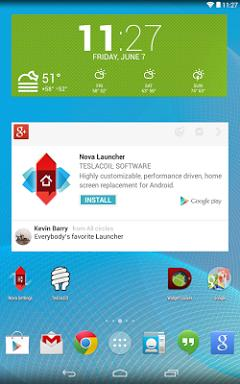 Nova Launcher 3.0