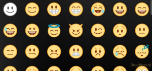 emoticons header