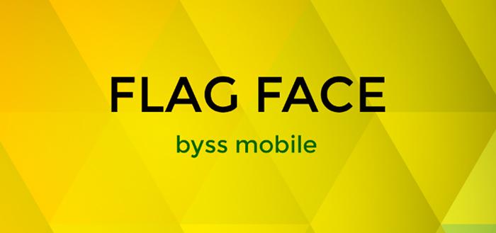 Flag Face: kom in de stemming voor Nederland – Chili